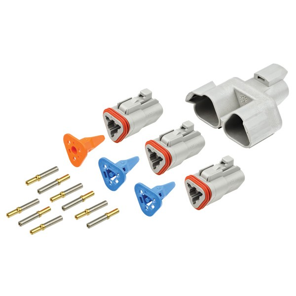 Connection Kit - CAN Network Splice. Used for splitting CAN Backbone. See top of page